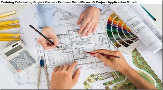 training calculating project owners murah
