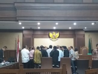 Sidang Lanjutan Kasus Suap ke DPRD Provinsi Sumatera Utara, Bukan Hanya Gatot Pujo Nugroho, Sejumlah Pejabat Sumut Aktif Melakukan Sogok