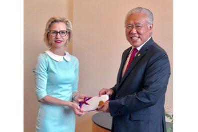 Tingkatkan Investasi, Indonesia-Liechtenstein Gelar Kerja Sama Perdagangan.