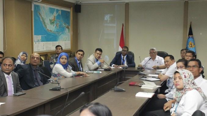 BNN Terima Kunjungan Badan Narkotika Bangladesh, Bahas Kerjasama Pemberantasan Penyeludupan Narkotika.
