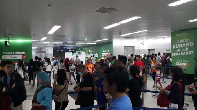 Mass Rapid Transit atau Moda Raya Terpadu (MRT) Jakarta, Sebelum Rusak Dijajal Dulu.