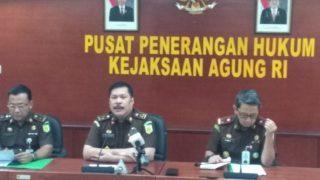 Kasus OTT Oleh KPK, Tiga Jaksa Diberhentikan Dari Jabatan Struktural.