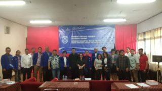 Dua Orang Jurnalis, Jhon Roy P Siregar & Richard Manahan Saragi Terpilih Pimpin DPD GAMKI DKI Jakarta.