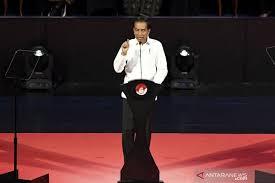 Pidato Jokowi Tak Menggambarkan Keseriusan Penegakan Hukum, Komitmen Presiden Terpilih Memberantas Korupsi Lemah.