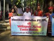 Pak Jokowi, Masyarakat Adat Kian Sengasara, Selamatkan Kawasan Danau Toba Dari PT TPL & PT Aquafarm.
