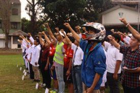 Segarkan Kemerdekaan Yang Rapuh, Bangunlah Karakter Indonesia Mulai Dari Sekolah.