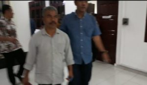 Ini Dia Buronan Ke-127 Yang Ditangkap Jaksa, Camat Terpidana Korupsi Pengadaan Lahan Gardu Induk PLN di Desa.