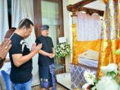 Melayat ke Kediaman Plt Ketua DPD Golkar Bali, Ketua DPR Bambang Soesatyo: Perbedaan Pandangan Politik Jangan Putus Tali Silaturahmi.