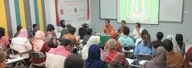 Diskusi Publik bertema Menakar Pemerintahan Jokowi- Ma'ruf Amin: Demokrasi dan Pembangunan Ekonomi, yang diselenggarakan oleh Pusat Kajian Sosial Politik, Program Studi Ilmu Politik, FISIP Universitas Nasional (Unas) Jakarta, Kamis (31/10/2019).
