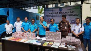 Ungkap Tindak Pidana Pencucian Uang Dari 4 Kejahatan Narkotika, BNN Sita Aset Dan Uang Sebesar Rp 32 Miliar Lebih.