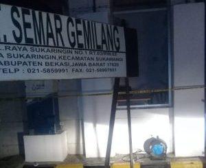 Pabrik Meledak di Bekasi, Nyawa Pekerja Terancam, Buruh Desak Revisi Undang-Undang Keselamatan Kesehatan Kerja.