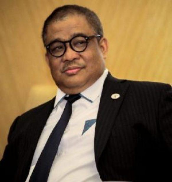 Sekretaris Jenderal Kementerian Sosial Republik Indonesia (Sekjen Kemensos) Hartono Laras.
