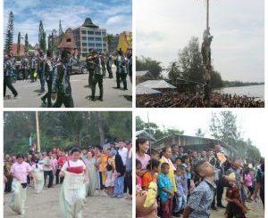 DPD SAPMA IPK Kota Gunungsitoli Ikut Meriahkan Perlombaan HUT RI Ke 75.