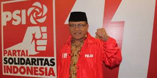 Kantor Partai PDIP Dilempari Bom Molotov, Sugeng Teguh Santoso: Jangan Anggap Remeh, Itu Harus Diusut Tuntas. – Foto: Ketua DPD Partai Solidaritas Indonesia Kota Bogor (PSI Kota Bogor), Sugeng Teguh Santoso. (Net)