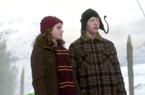 Hermine, die starke Frau, und Ron, der Comedic Relief