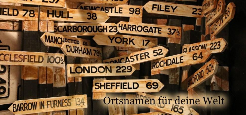 [Worldbuilding] Realistische Namen für Stadt, Land und Fluss