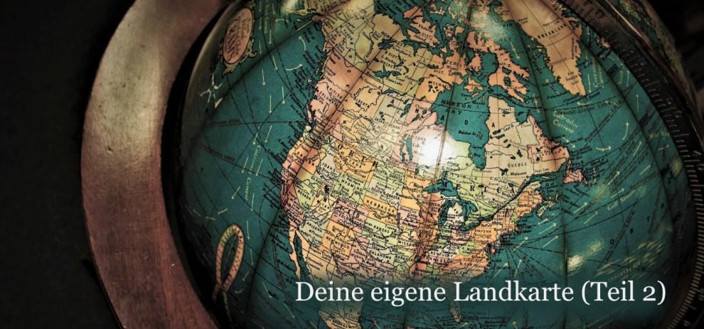 [Worldbuilding] Eine Landkarte für deine Welt (Teil 2)