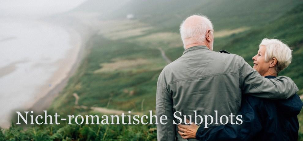 Ein nicht-romantischer Subplot – 10 Ideen