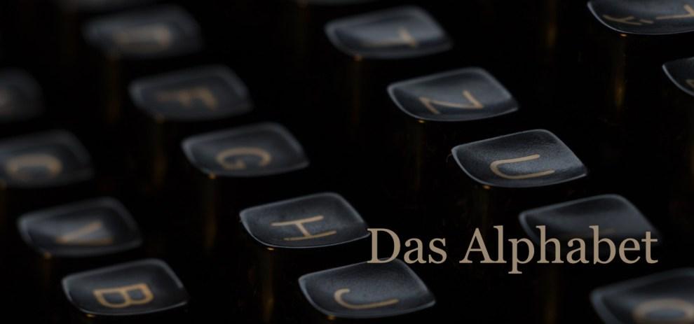 [Worldbuilding] Deine eigene Sprache – Das Alphabet