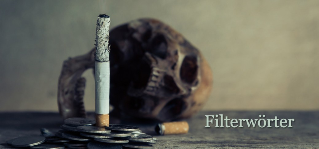 Filterwörter