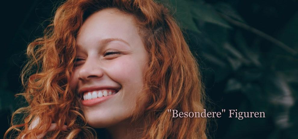 Rote Haare, grüne Augen – Was macht eine Figur besonders?