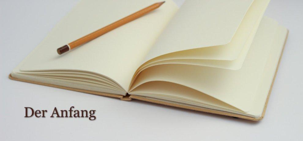 Aller Anfang ist schwer – Wie beginnst du deine Geschichte?