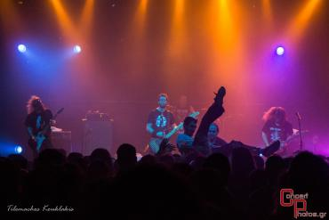 Red Fang +The Shrine + Lord Dying