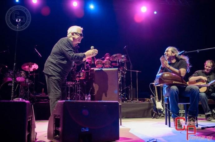 Eric Burdon, Γιάννης Χαρούλης - Rockwave 2014