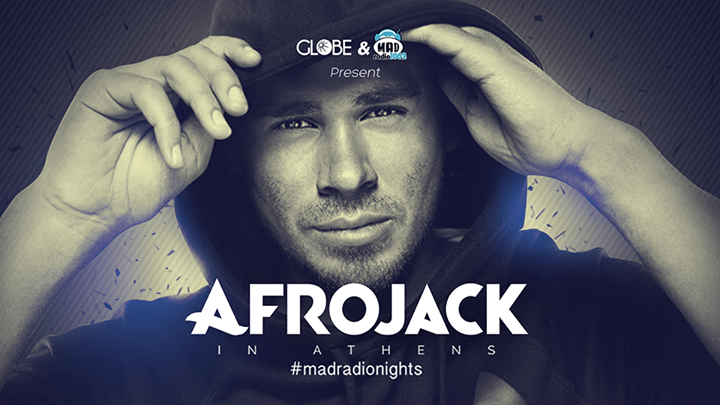Live | Afrojack - Gazi Music Hall