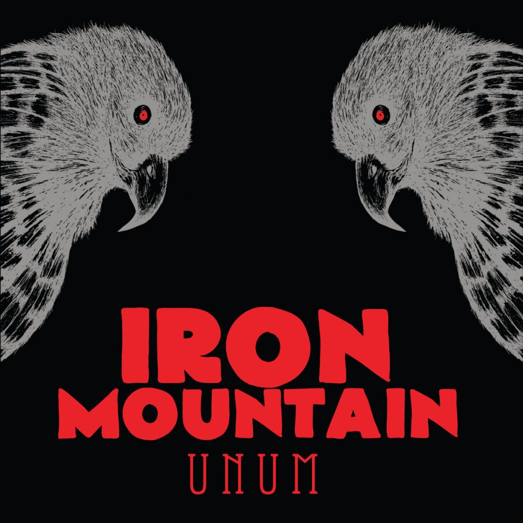 IRON MOUNTAIN | Unum | previous album cover 2015