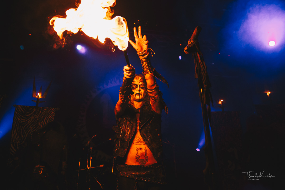 Ανταπόκριση: Watain, Dead Congregation & Thy Darkened Shade @ Gagarin 205 Live Music Space -  04/05/2019
