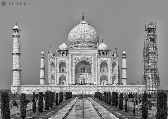 #Día 4 - Taj Mahal