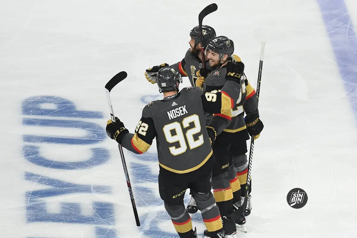 Vegas Knights add to historic inaugural season with playoff sweep