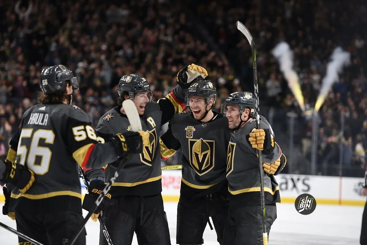 Golden Knights top Jets 3-1, tie up Western Conference finals