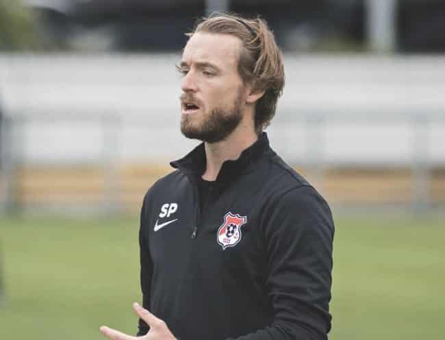 Southampton Women's Manager Simon Parker