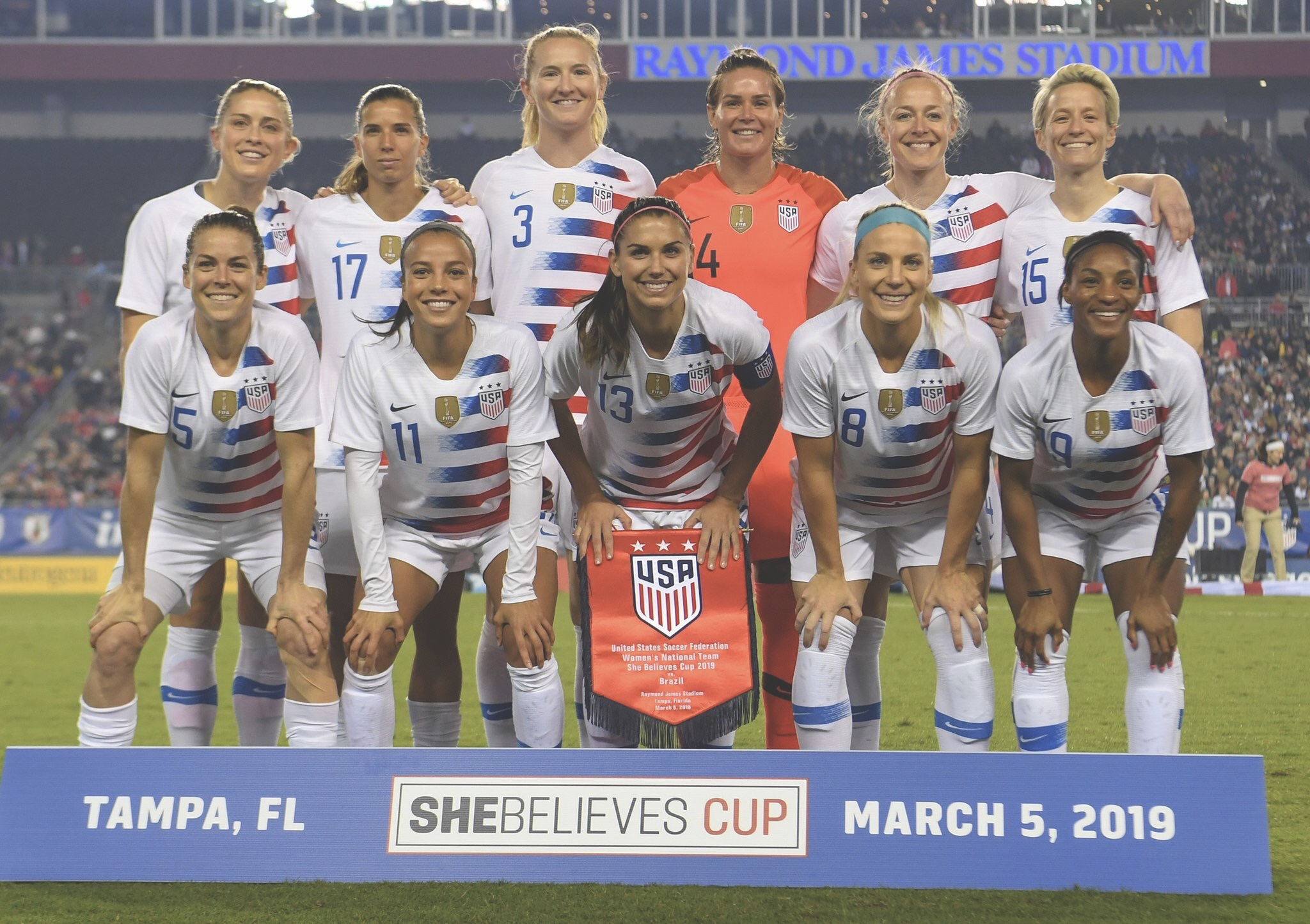 United States Women's National Team