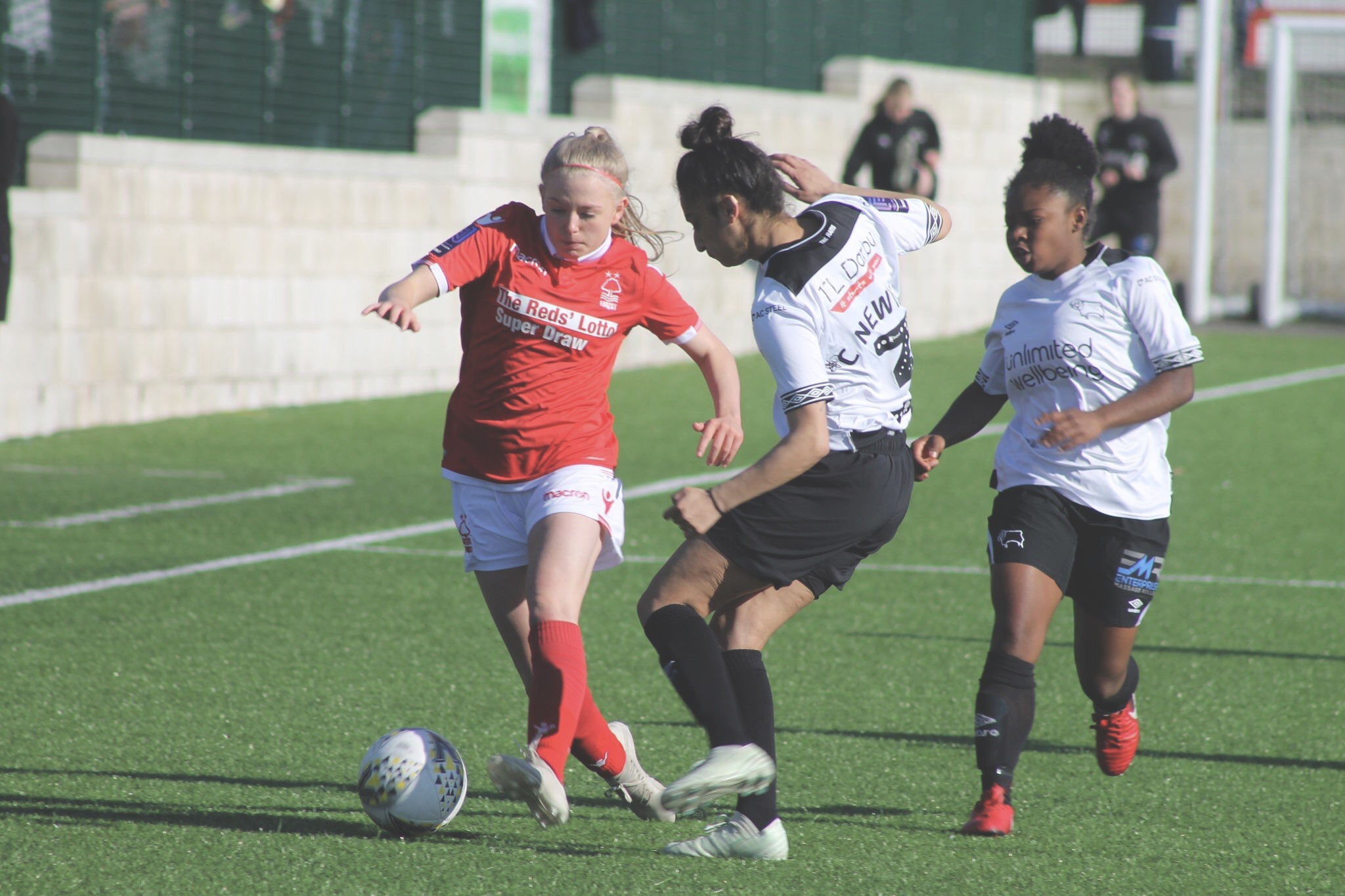 Nottingham Forest Ladies 1-1 Derby County