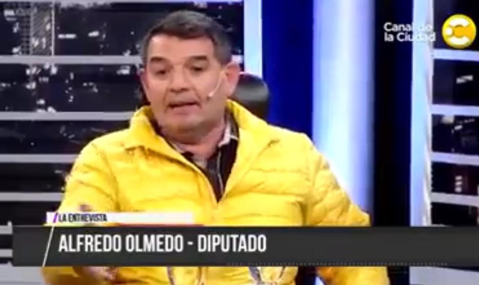 [VIDEO] EL DIPUTADO OLMEDO IMPUTADO POR HOMICIDIO CULPOSO Y LESIONES CULPOSAS