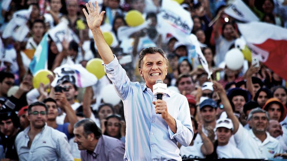 @mauriciomacri ES EL PRESIDENTE MAS EFICIENTE DE LA HISTORIA ARGENTINA