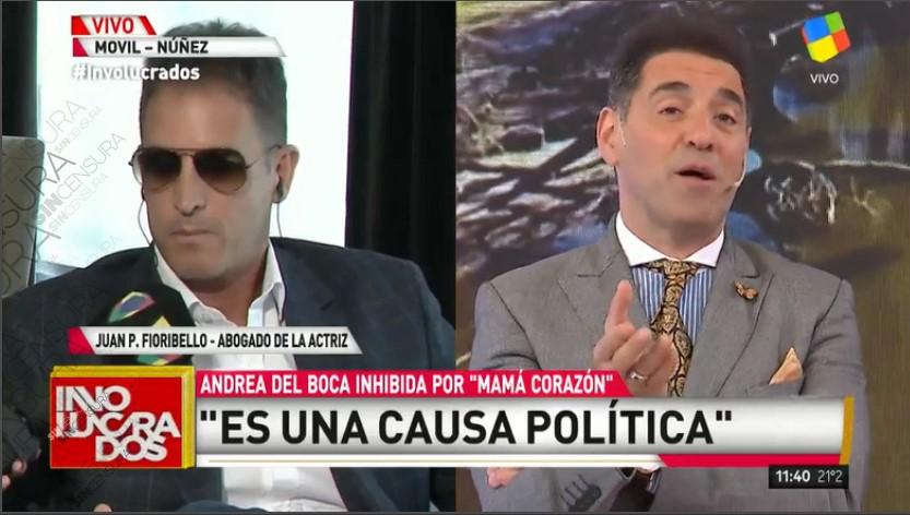 [VIDEO] @iudica SACÓ DEL AIRE AL ENTREVISTADO PORQUE NO LE DABA LA RAZÓN A PLAGGER