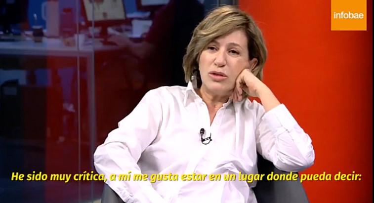 [VIDEO] MERCEDES MORAN ATACADA POR LOS TROLLS DE PEÑA POR ESTO