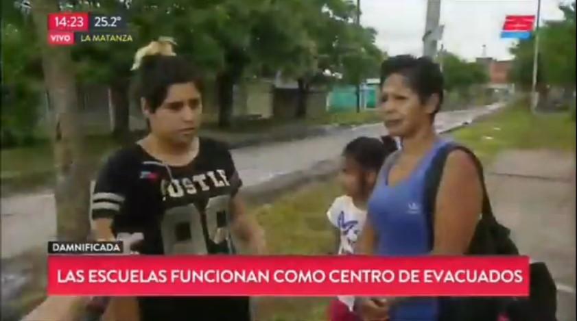 [VIDEO] CUANDO TN SE CHOCA CON LA REALIDAD Y SE LE ACABA EL RELATO