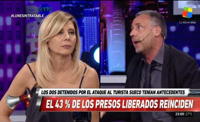 [VIDEO] PLAGER DEFENDIÓ A SUS AMIGOS LADRONES DE GUANTE BLANCO