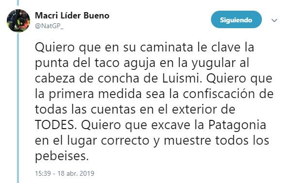 Macri Lider Bueno 3