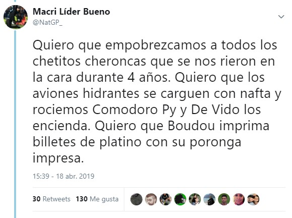Macri Lider Bueno 5