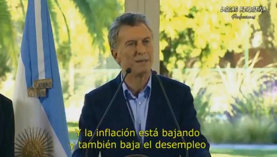 """[VIDEO] """"TODO EL PIRIPIPI"""" UNO DE LOS MEJORES VIDEOS DE LA ERA MACRISTA, CON MACRI Y VICTOR HUGO"""