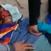LOS [VIDEOS] DE LA MASACRE DEL GOLPE DE ESTADO EN BOLIVIA