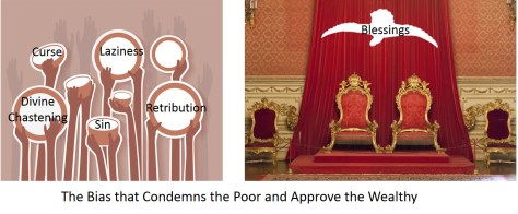 The Bias that Condemns the Poor and Approve the Wealthy