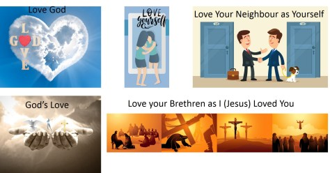 THE NEW TESTAMENT LOVE FRAMEWORK