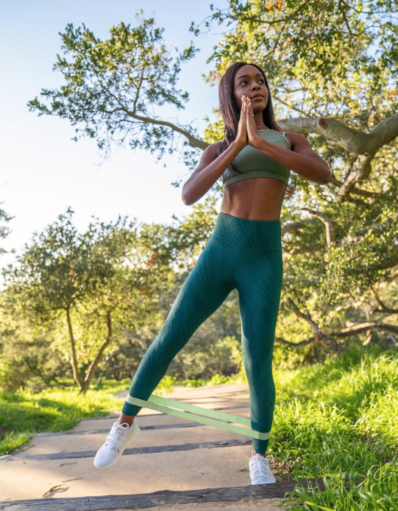 dd668224ab8e1d Onzie Activewear Review | Selenite 7/8 Midi Legging - Sincerely Active